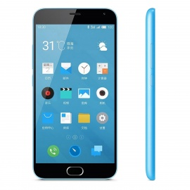 MEIZU M2 Note Android5.1 4G Phone w/ 2GB RAM, 16GB ROM - Blue