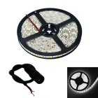 JIAWEN Waterproof 64W LED Strip Lamp Cold White 5120lm 300-SMD (5m)