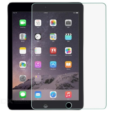 9H 2.5D Tempered Glass Screen Protector for IPAD AIR - Transparent