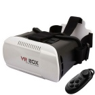 BOX VR Virtual Reality Glasses w/ Bluetooth Mouse - Black