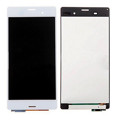 Skiliwah LCD Digitizer Capacitive Touch Screen for Sony Z3 - White