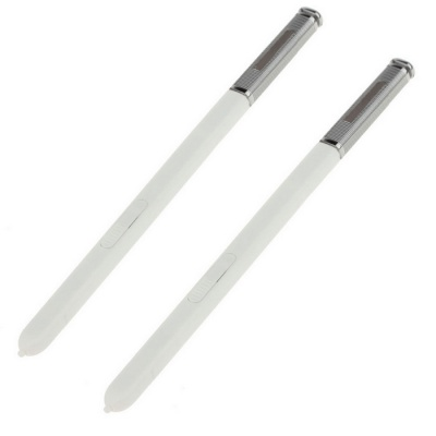 Capacitive Stylus Touch Pens for Samsung Note 3 N9002 - White (2PCS)