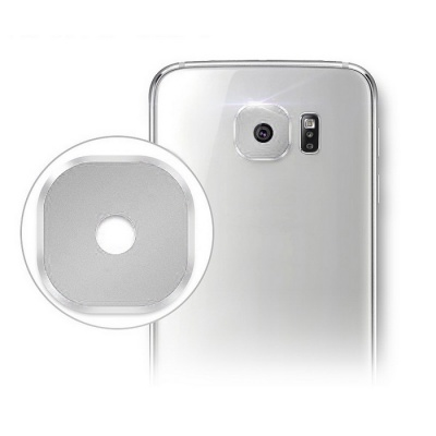 Hat-Prince Lens Cover for Samsung Galaxy S6 / S6 Edge - Silver