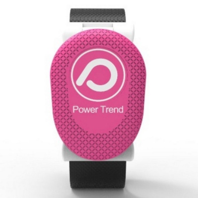 Genuine Rego Activity Tracker + Sleep Monitor + Anti-Loss Detector - Pink