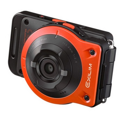 Genuine Casio EXILIM EX-FR10 - Orange