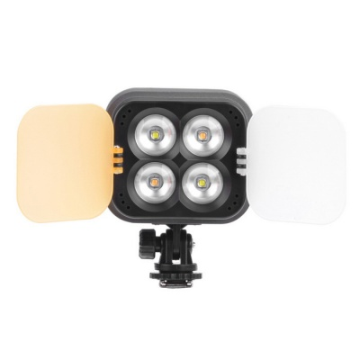 ZF-3000 19W Brightness Color Temperature Adjustable LED Video Light