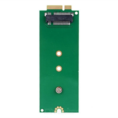M.2 NGFF SSD Adapter Card for 2012 MACBOOK PRO A1425 / A1398 - Green
