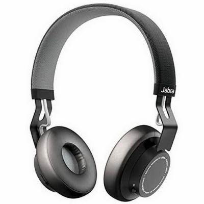 Jabra MOVE Wireless Bluetooth Stereo Headset - Black