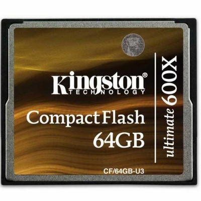 Kingston Digital CF/64GB-U3 Flash Drive