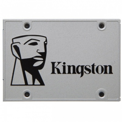 Kingston SSD 120GB UV400 R550-W350 Mb/s SUV400S37A/120G