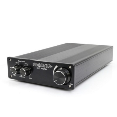 Feixiang FX270 Home Audio Enthusiast Desktop HiFi Super Power amplifier - Black