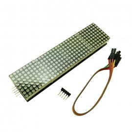Produino MAX7219 4 In 1 Dot Matrix Display Control Module for Arduino
