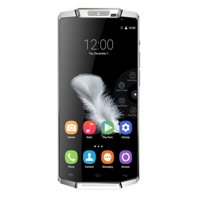 """OUKITEL K10000 Android 5.1 4G Phone w/ 5.5"""" IPS, 8.0MP + 2.0MP - Black"""