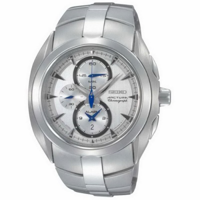 Seiko SNAC15P1 Men's Watch without Box-White