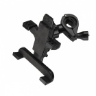 """ZIQIAO Universal Motorcycle Bicycle Holder for IPAD Mini / 5""""~7"""" Tablet PC - Black"""
