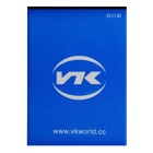 VKWORLD Rechargeable Replacement 2200mAh 3.7V Li-ion Battery for VKWORLD VK700X