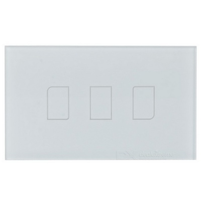 BroadLink TC2 Remote Control Smart Touch Wall Switch Panel - White