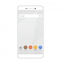 BLUBOO Picasso Android 5.1 Phone w/ 2GB RAM, 16GB ROM - White