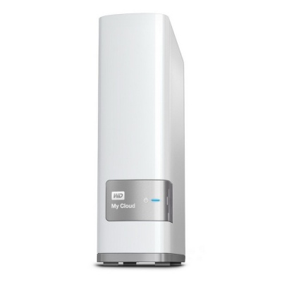 WD 3TB My Cloud Personal Network Attached Storage - NAS -WDBCTL0030HWT