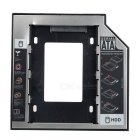 """12.7mm 2.5"""" SATA to SATA HDD / SSD Caddy for Optical Drive"""