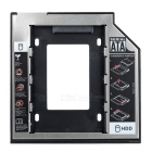 """2.5"""" SATA to SATA HDD/SSD Caddy for 9.5mm Notebook Optical Drive"""