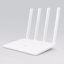 Xiaomi MIR3 Dual Band 4-Antenna 3-WAN Router - White