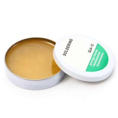 GUA-10 10g Soldering Paste for BGA SMD PC Board Repairing