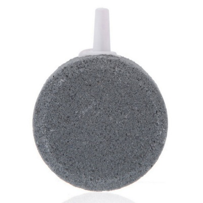 4cm Air Bubble Stone Aerator for Aquarium Fish Tank Pump - Grey