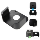 TV Box Wall Mounting Kit Case Bracket Holder Tray Stand - Black
