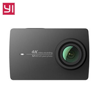 Xiaomi Yi II Wi-Fi 4K Wide Sport Action Camera - Black Chinese Version