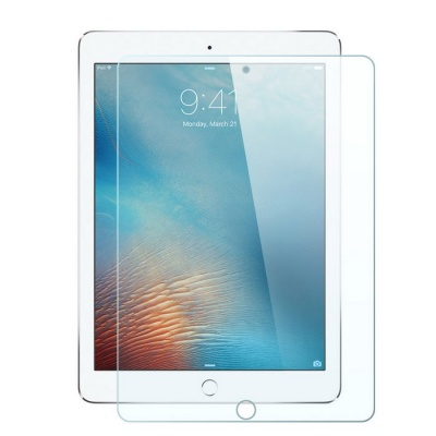 "Tempered Glass Film Screen Protector for iPad Pro 12.9"" - Transparent"
