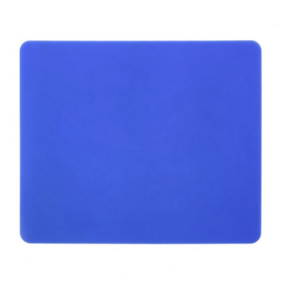 Rectangle Mouse Pad Mat Computer Mousepad - Blue