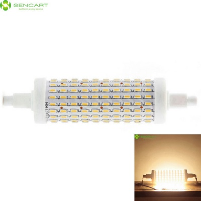 SENCART R7S 118cm 12W LED Lamp Warm White Light 1200lm 180-SMD 4014