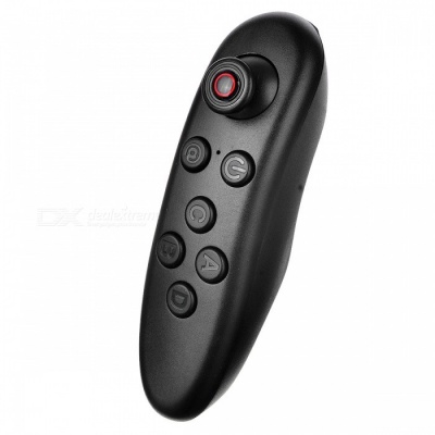 Wireless Bluetooth V3.0 Shutter Controller / Game Console - Black