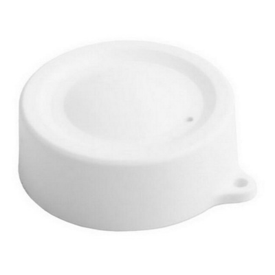 TPU Lens Cover Cap for XIAOMI Xiaoyi - White