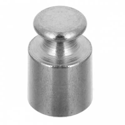 Digital Scale Calibration Weight - Silver (1g)