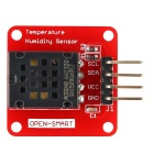AM2320 Digital Temperature Humidity Sensor Module for Arduino - Red
