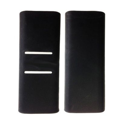 Silicone Protective Cover for Xiaomi 16000mAh Power Bank - Black