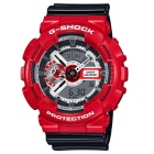 Casio G-Shock GA-110RD-4A Mens Watch - Red & Black