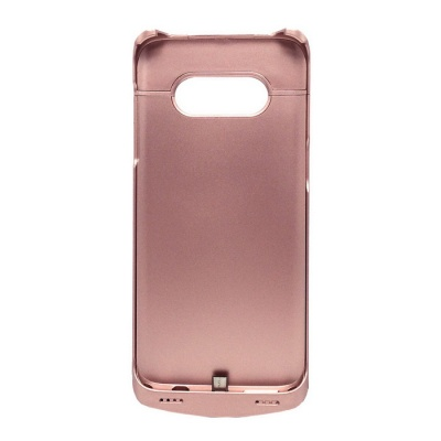 5200mAh Li-Polymer Battery Back Case w/ Stand for Samsung S7 Edge