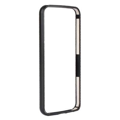 Protective Aluminum Alloy Bumper Frame Case for LG G5 - Black