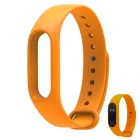 Replacement TPU Wrist Band for Xiaomi MI Band 2 - Orange