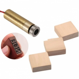 Adjustable Focal Laser Wood Kits for NEJE DK-8-KZ - Golden