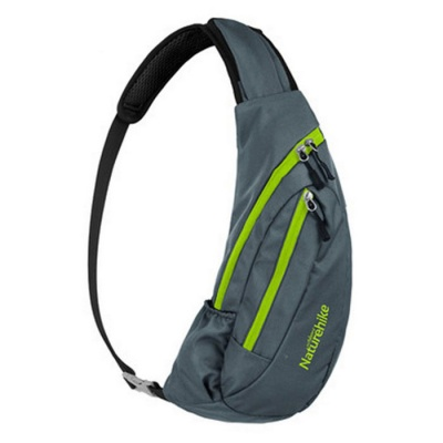 NatureHike Shoulder Waist Bag Crossbody Running Backpack Bag - Green