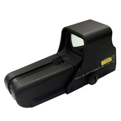 ACCU 1X 35mm Red / Green Dot Sight Rifle Tactical Scope For M4A1\G3