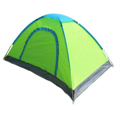 Outdoor Fast Open Double Person Camping Tent - Green