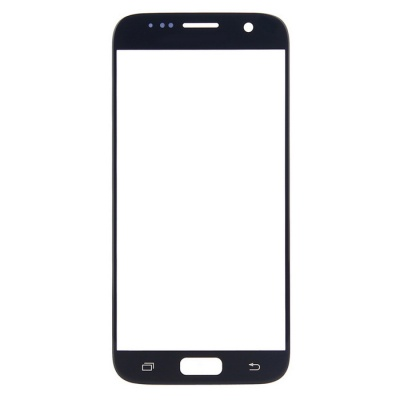 Replacement Glass Touch Screen Panel for Samsung S7 G930 - Black
