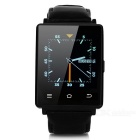 NO.1 D6 Android 5.1 Smartwatch Phone w/ 1GB RAM, 8GB ROM - Black