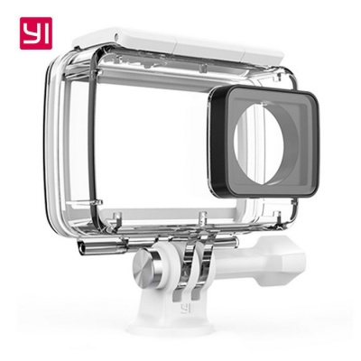 International Xiaomi YI Waterproof Case for YI II 4k Camera 2 - White
