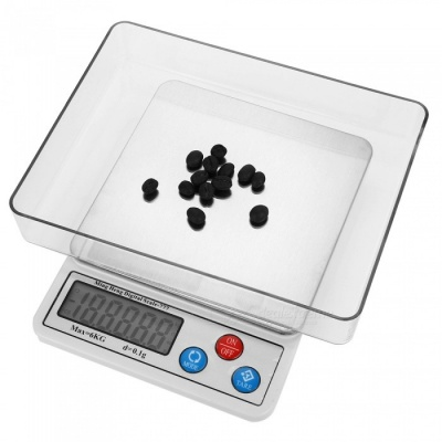 """MH-777 6kg / 0.1g 2.5"""" High-quality Kitchen Scale / Medicine Scale"""